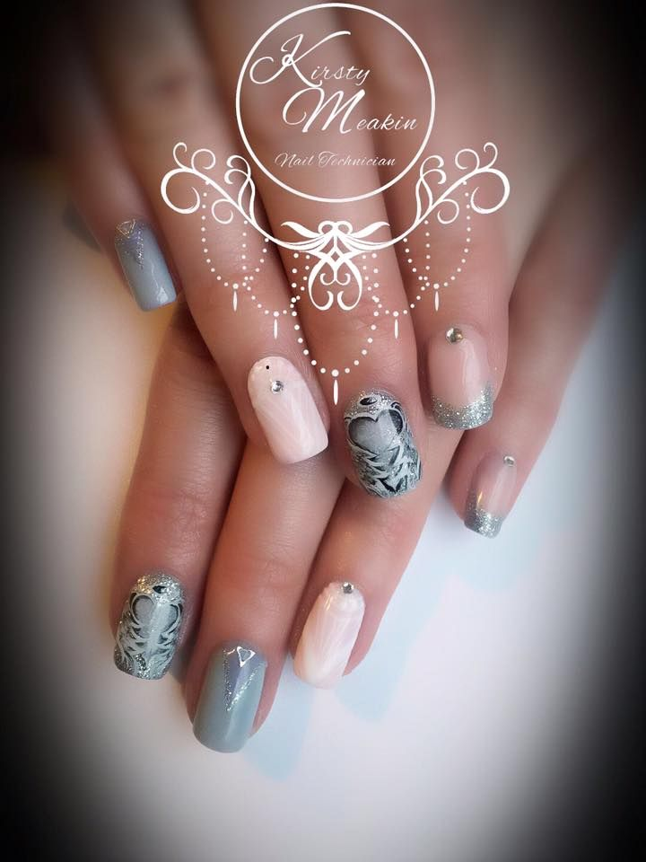 Kirsty Meakin Nail Art | NAIO NAILS PRODUCTS | Love these nails ...