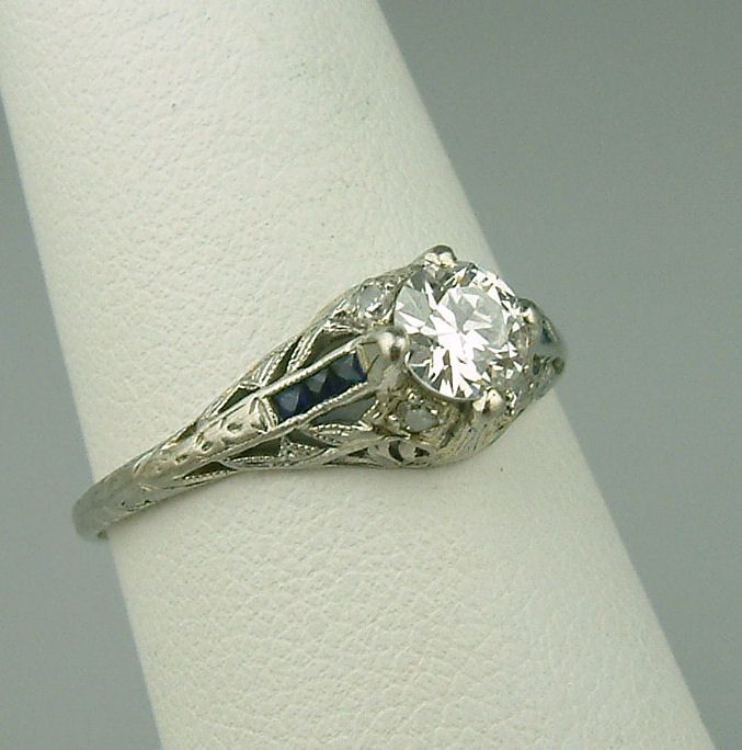 Antique Engagement Rings Cardiff 14 Engagement Rings Pinterest