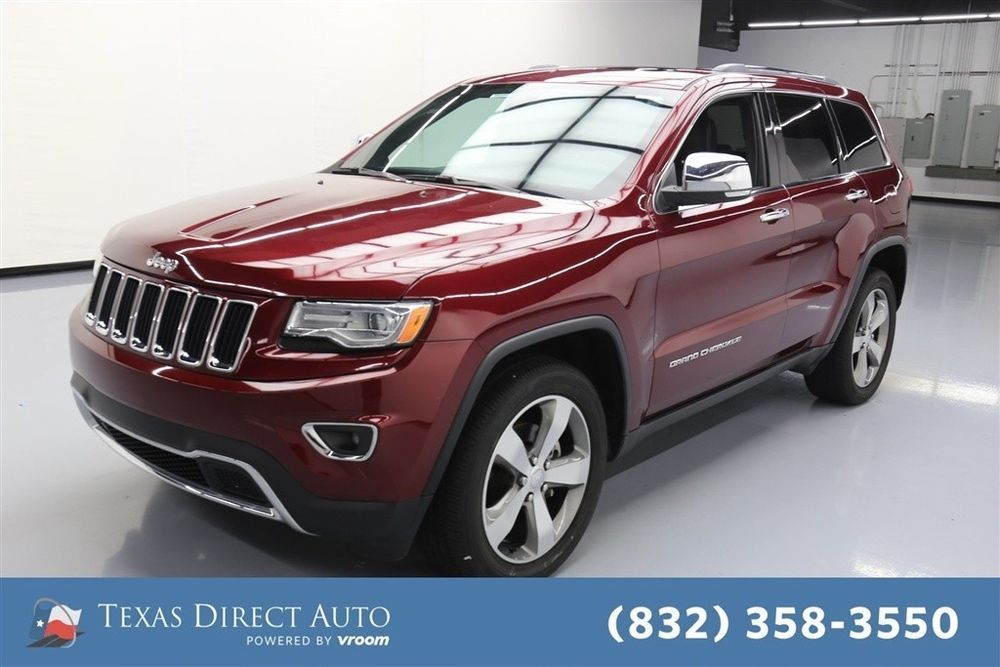 Ebay Jeep Grand Cherokee Limited Texas Direct Auto 2016 Limited