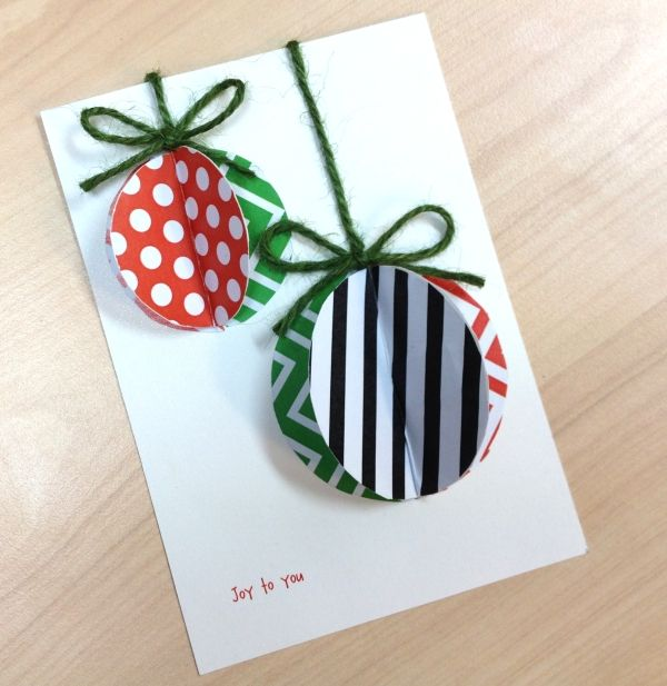 Simple Christmas Cards To Make | quotes.