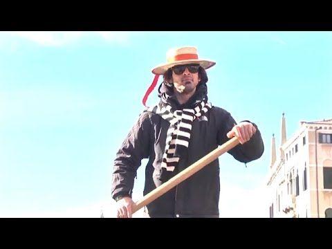 El oficio de gondolero - YouTube