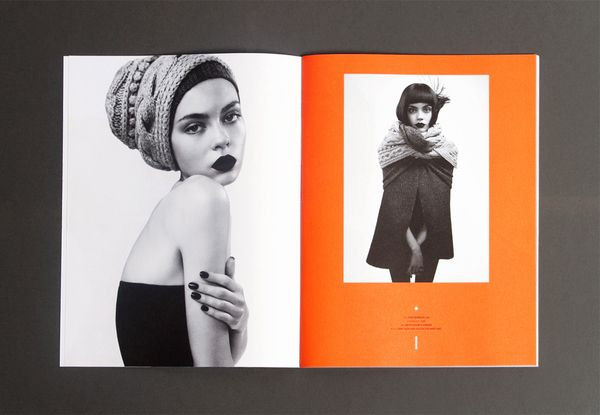 IvA Magazine FW 2011—12 on Editorial Design Served