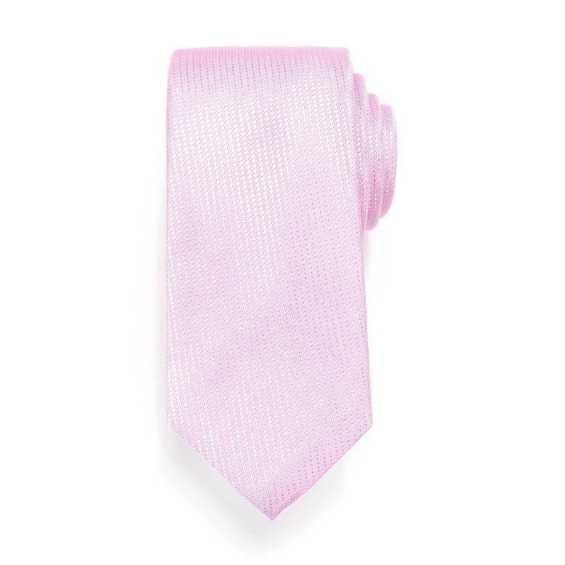 Men's Croft & Barrow® Patterned Tie, Pink