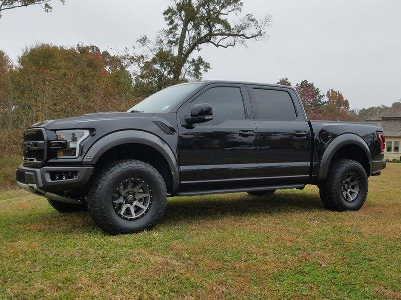 Aftermarket Wheels Ford Raptor Lifted Ford Trucks Aftermarket