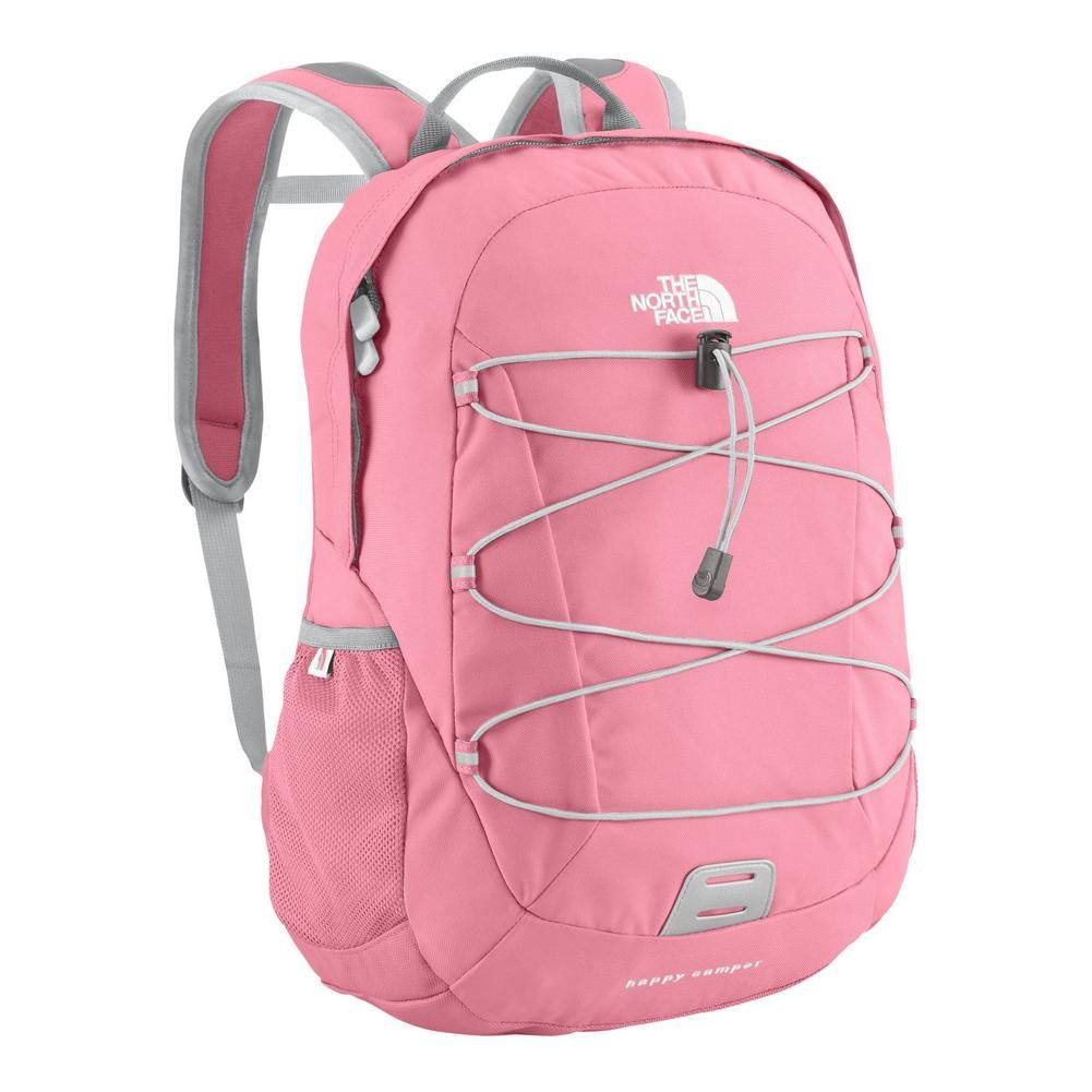 144257ba2 The North Face Happy Camper Backpack Youth Sugary Pink/High Rise ...