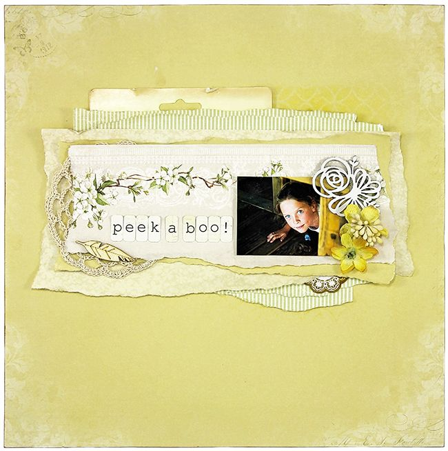 My First Two Projects - C'est Magnifique Kits for May by Kim Price