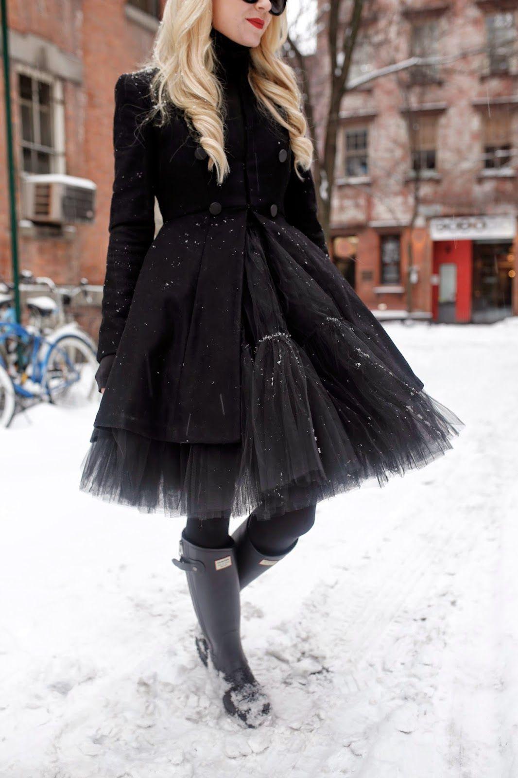 Dark Snow Atlantic Pacific Black Tulle Skirt Outfit Tulle Skirt Black Tulle Skirts Outfit [ 1600 x 1066 Pixel ]
