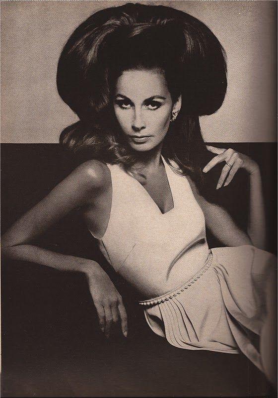 pinterest.com/fra411 #60's - devodotcom: 1966 - BIG HAIR