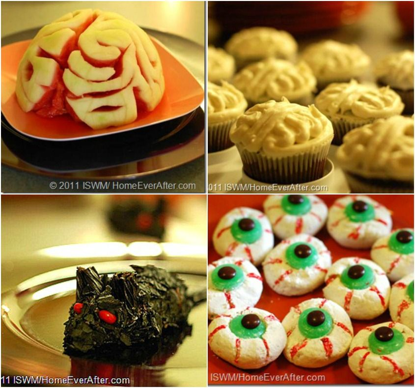 Top 250 Scariest and Most Delicious Halloween Food Ideas - Page 8 of - spooky food ideas for halloween