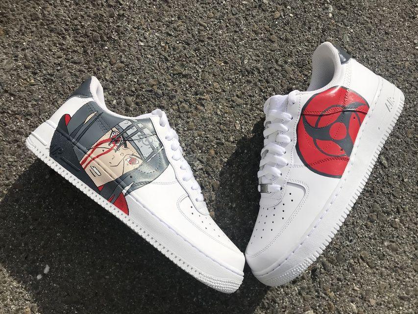 Itachi af1 the custom movement custom shoes diy