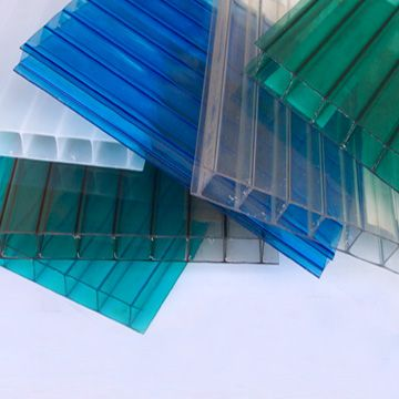 Clear Polycarbonate Canopy,Awning,Roofing Sunshade Cover