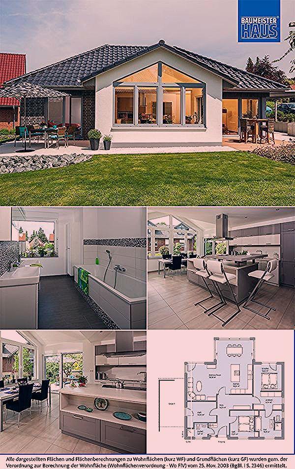 Photo of Haus Riedel-Bungalow mit attraktiven Extras. – BAUMEISTER-HAUS® Kooperation e.V.