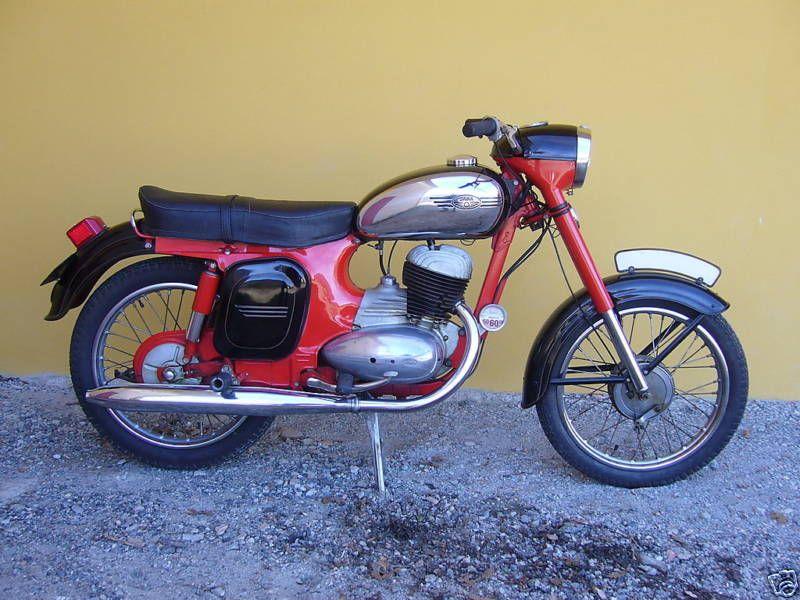 1962 Jawa 250 California Import From Hong Kong In 1983 Classic