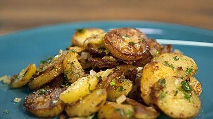 So gehen die perfekten Bratkartoffeln