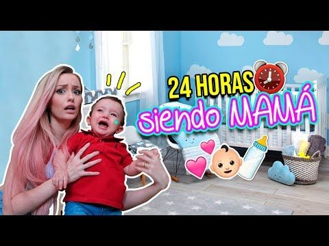 24 Horas Siendo Mamá De Katie Ángel TV. Karol sevilla