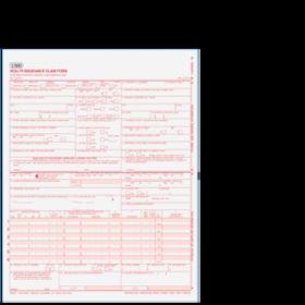 Broker Forms Hcfa Cms Medical Claim Form Nc  Broker