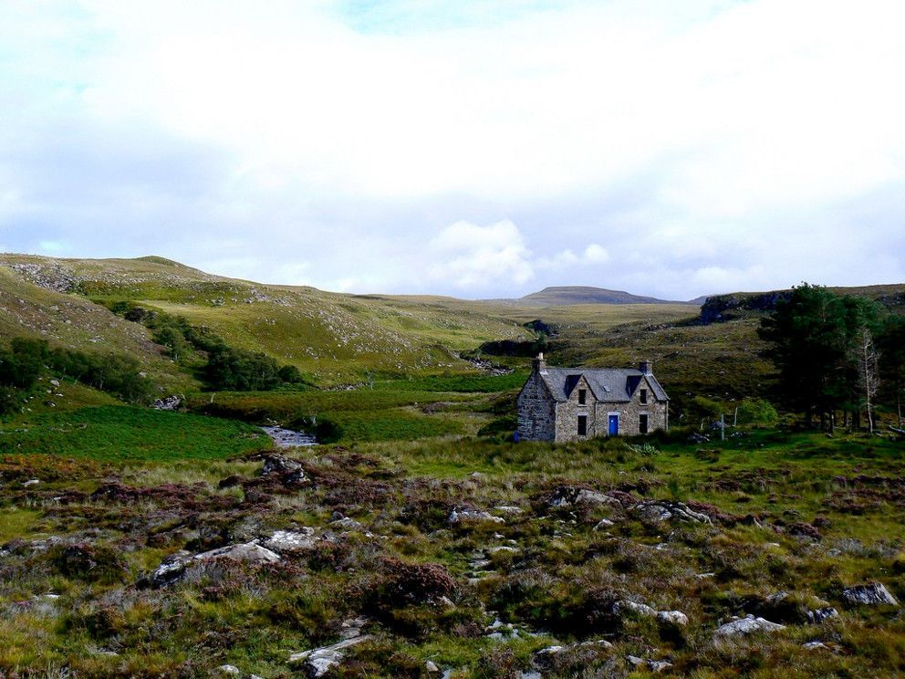 Beginners Guide to Bothies Bothy, Scenery, English