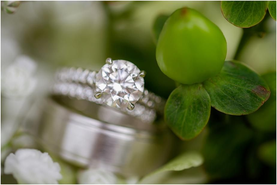 Bridal Rings and Jewelry Strouse Photography Richmond VA Wedding