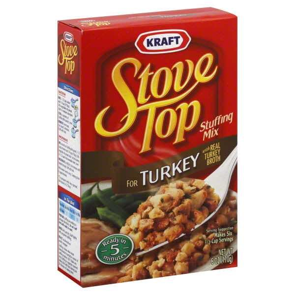 Target: Stove Top Stuffing Only $0.50!