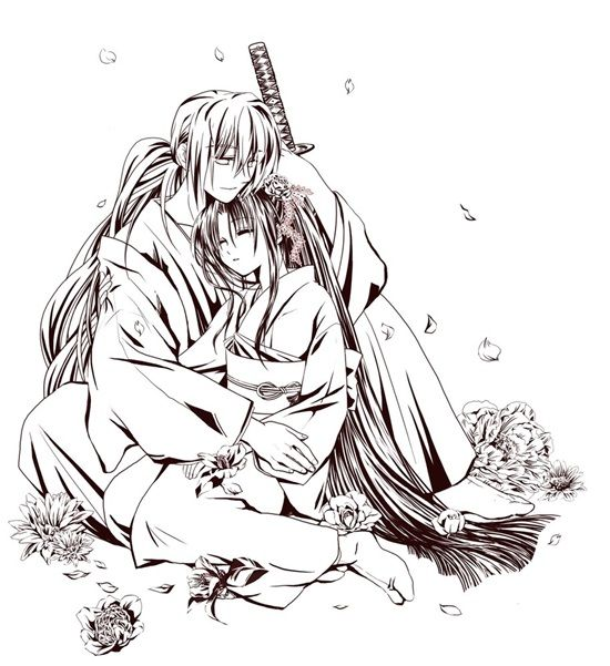 kenshin and kaoru relationship with god