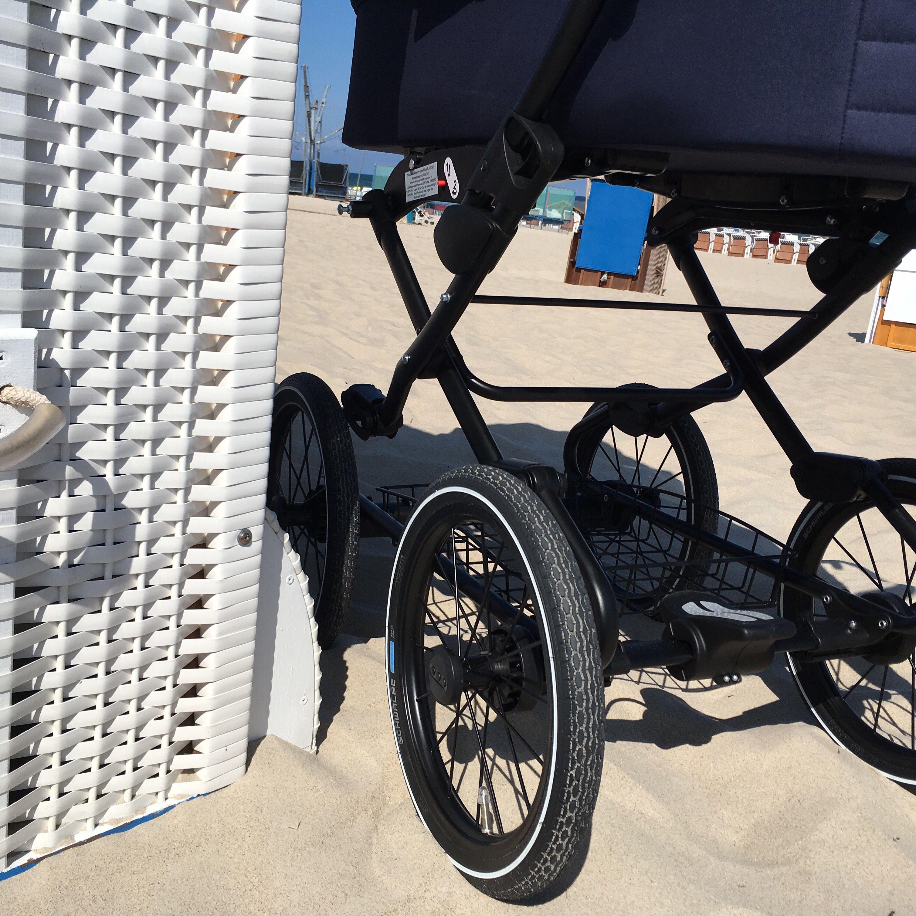 Gots Zertifiziert Naturstoffe Gross Und Hochwertiger Kinderwagen Kinderwagen Naturkind Kinderwagen