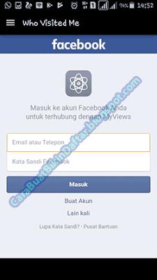 Aplikasi Pengintip Cara Mengetahui Orang Yang Sering Melihat Profil Fb Kita Lewat Hp Orang Pengetahuan Aplikasi