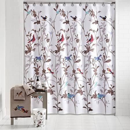 Attractive Bird Shower Curtain   Google Search