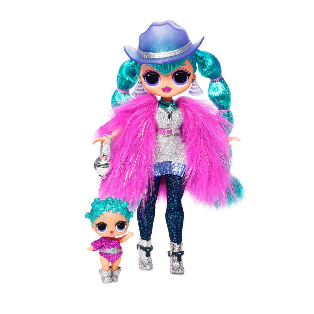 BRAND NEW LOL Surprise OMG CANDYLICIOUS Doll L.O.L Series 2 FREE SHIP O.M.G