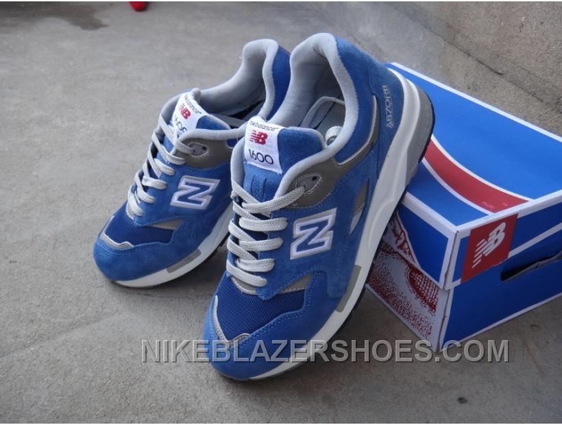 buy popular b2502 f1c26 New Balance 1600 Men Blue Hot 210681 | New balance | New ...