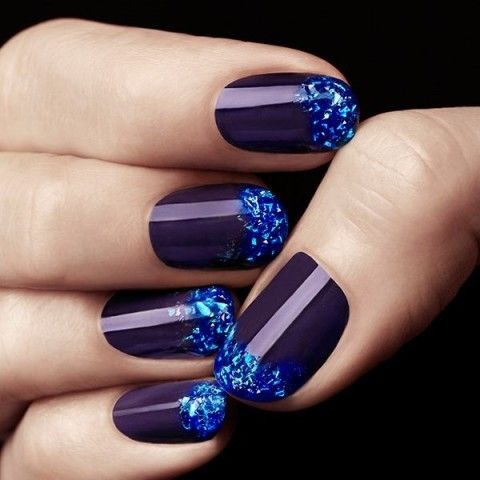 Revlon Nail Art Moon Candy In Galactic Keep It Sparkly Pinterest