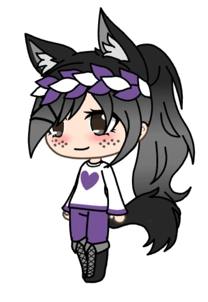Pin By Abby The Wolf On Gacha Life With Images Kitten