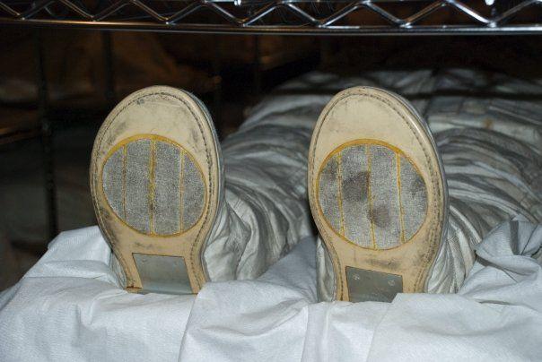apollo 11 space suit boots - photo #12