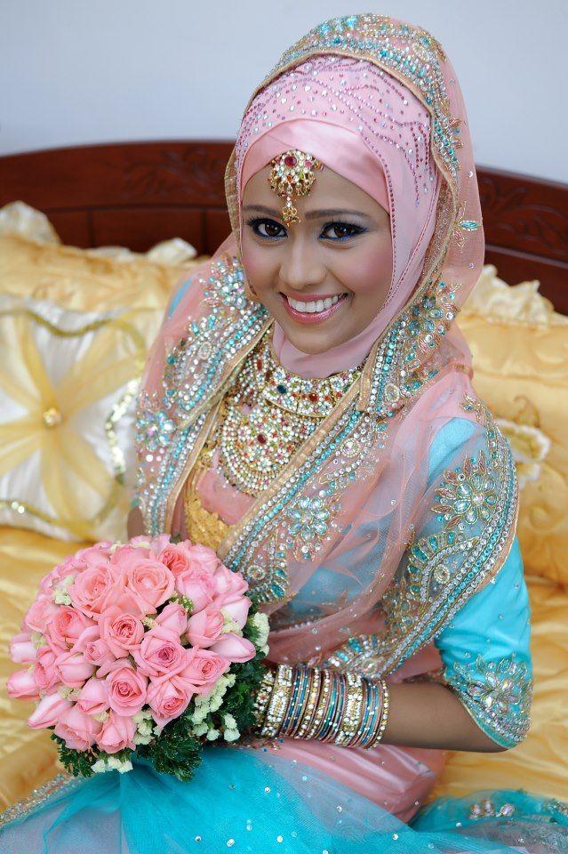 Asian muslim wedding