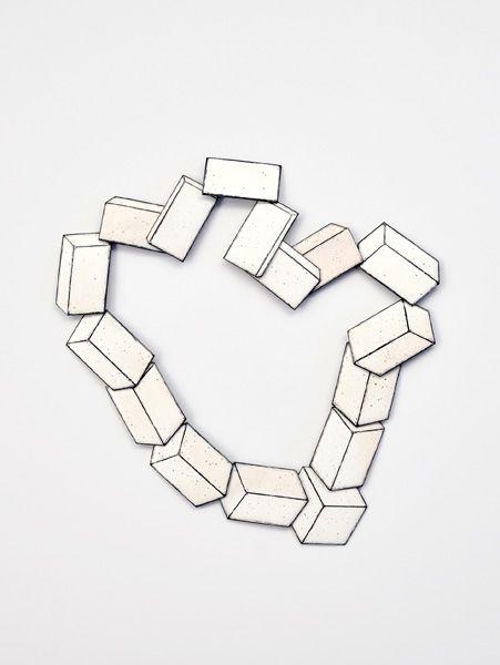 Christoph Straube - enamel necklace