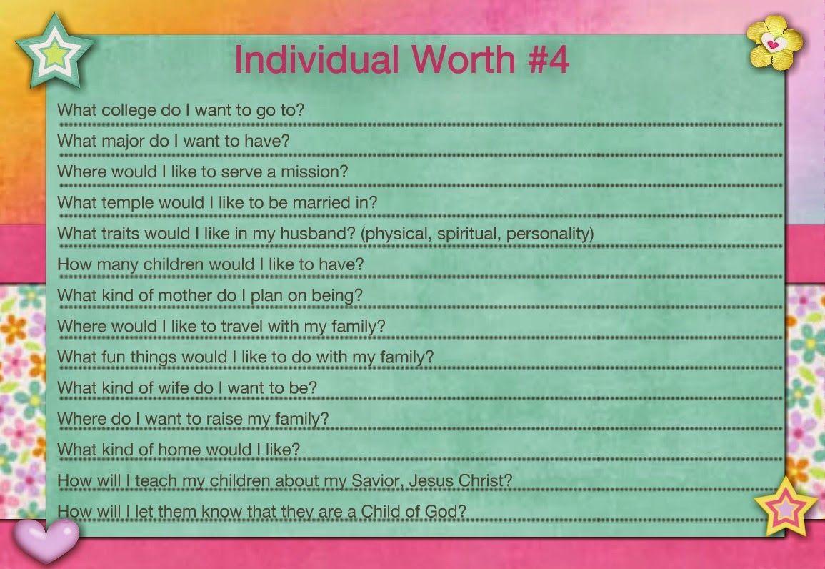 I Love The Ideas Of Ann S Personal Progress Blog I Love