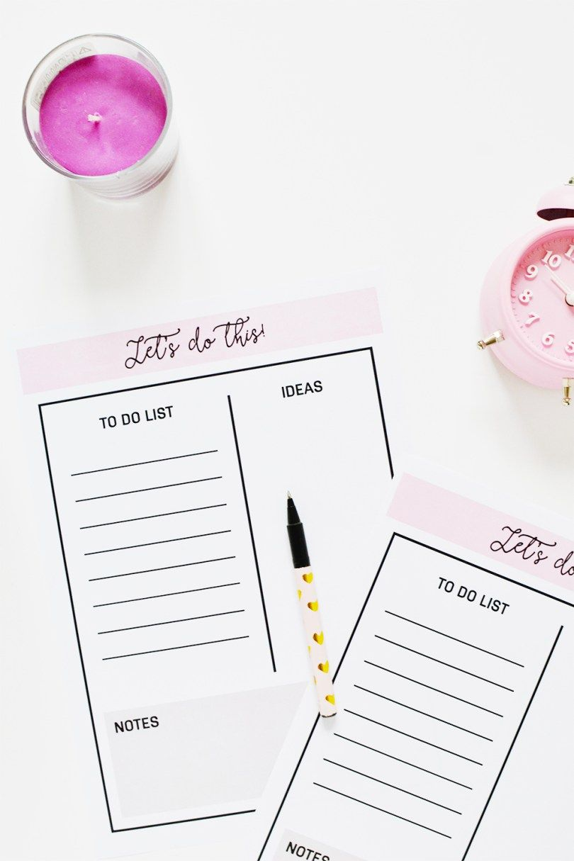 Free weekly planner printable lets do this weekly planner if you are failing to plan and reach your goals do yourself a favor print this minimal weekly planner printable for free and get back to course now solutioingenieria Gallery