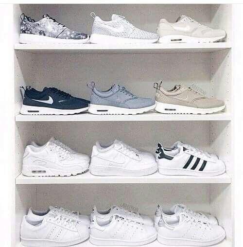 AESTHETIC WEAR Shoes Nike Adidas c0d0f51b296