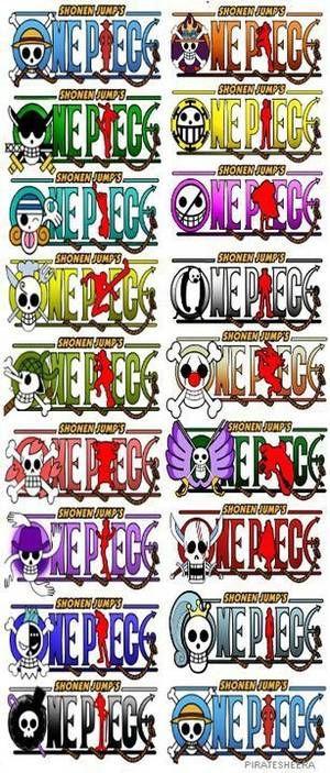 One Piece logo - Franky-hitsuga-du-87's blog