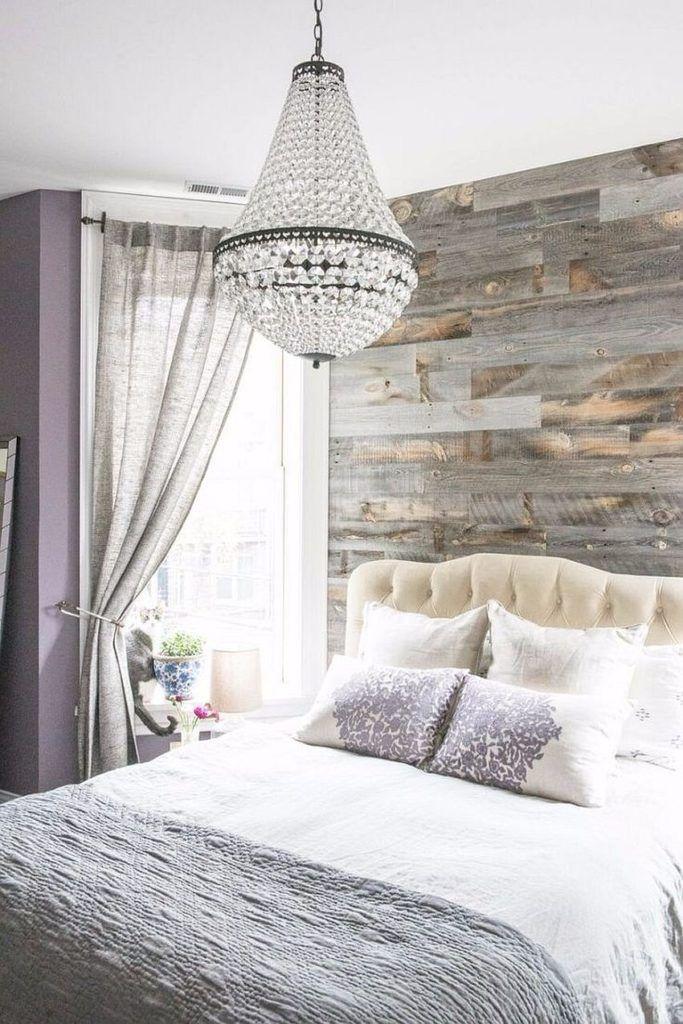 25 Elegant Bedroom Chandelier Ideas That Exudes Luxury Wood