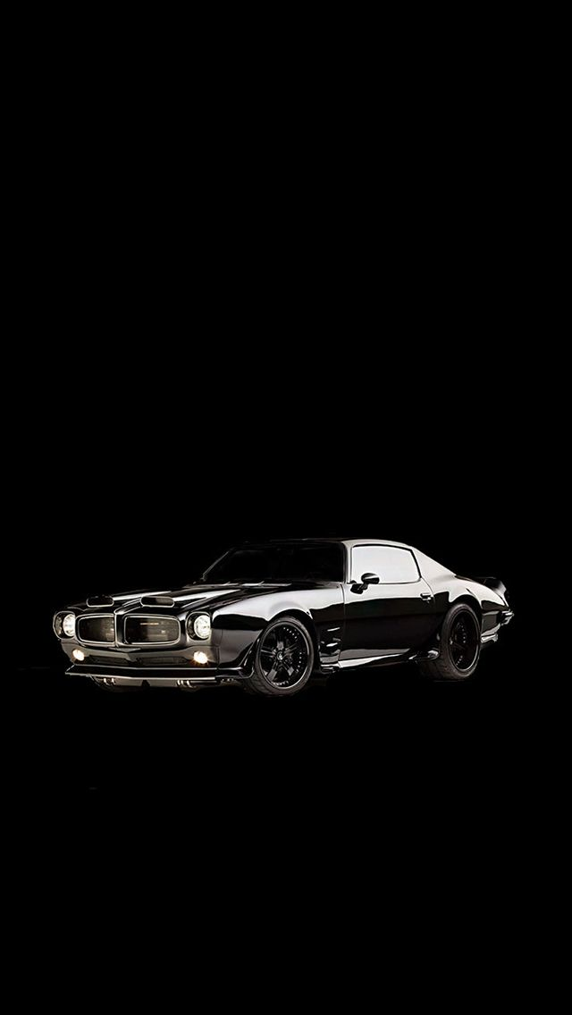 1970 Pontiac Firebird #iPhone #5s #wallpaper