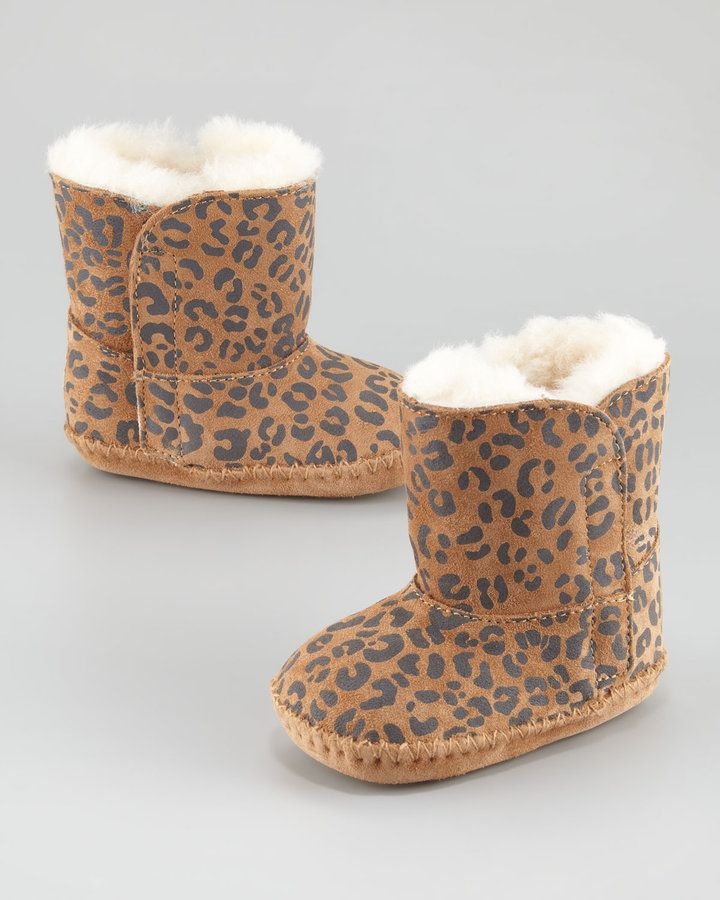 01c2d04ddd5 These are a must! UGG Australia Cassie Leopard-Print Boot, Infant ...