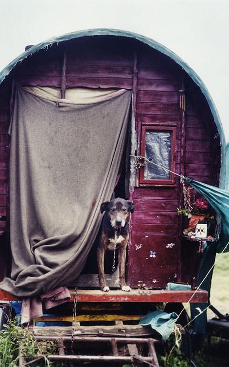 5 | Photographer Captures The Mysterious Lives Of Modern-Day Gypsies | Co.Design | business + design