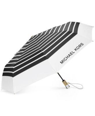 MICHAEL Michael Kors Automatic Umbrella   macys.com
