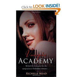 Vampire Academy!!!!!!!!!