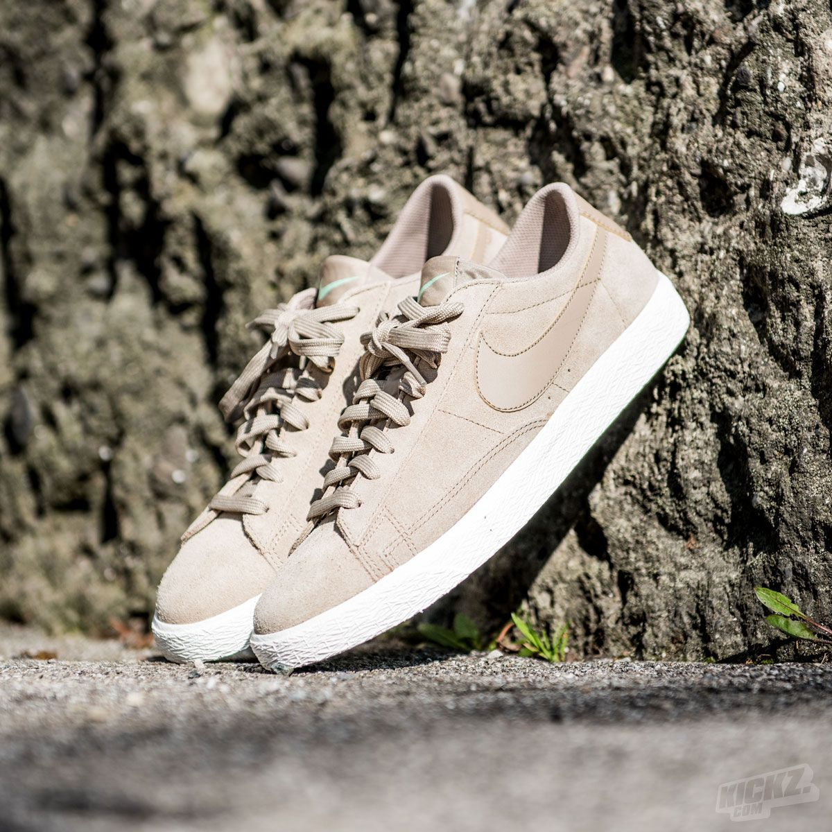 hot sale online 402ad 23385 Nike Blazer low suede. The classic look that can never go wrong no matter  what