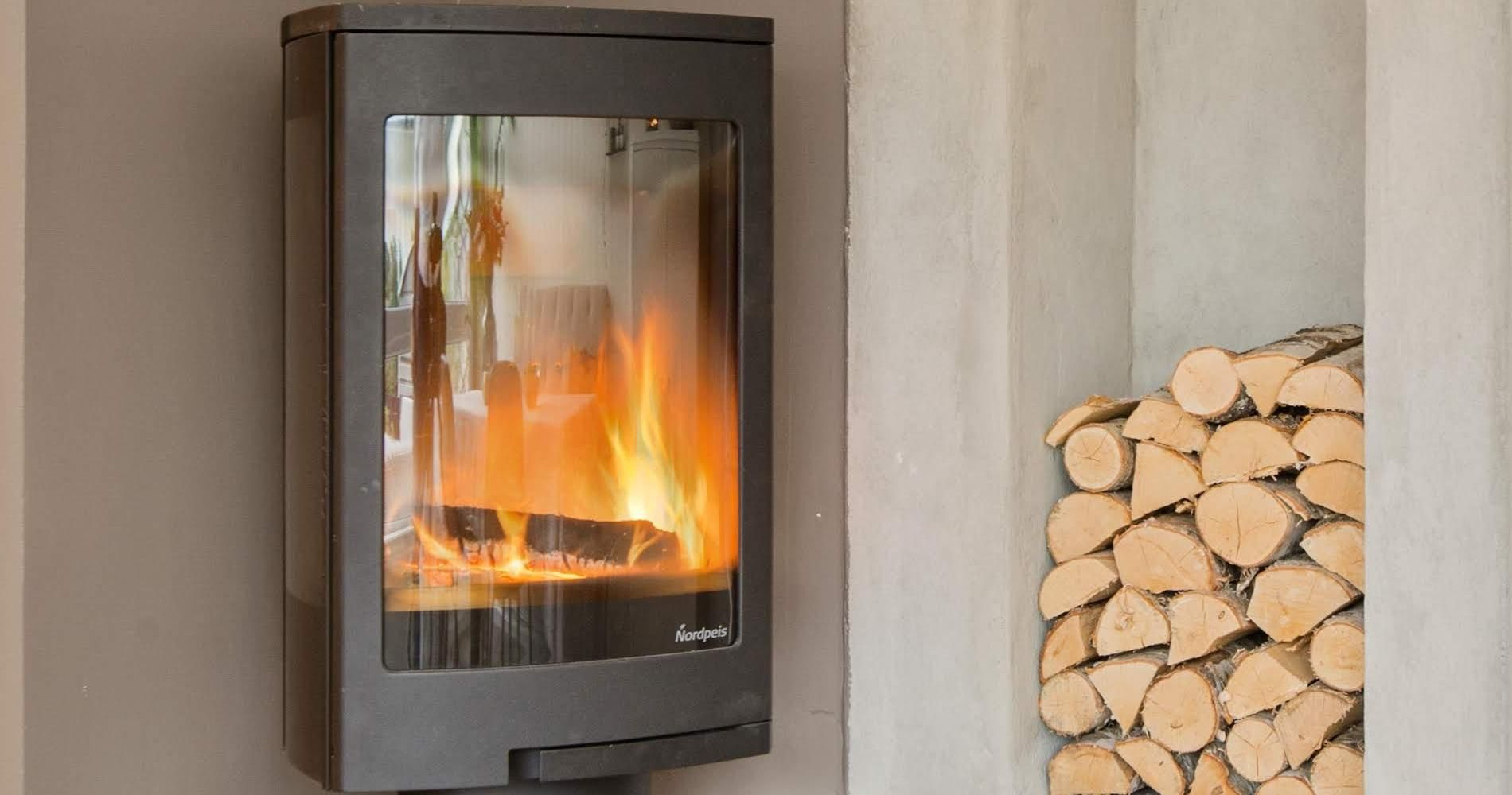 During the winter months, the risk of household fires