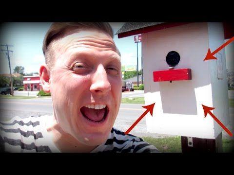 MOTORIZED GADGET GEOCACHE! - YouTube