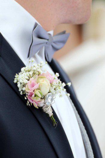 Hochzeit Pin Vintage – Hochzeitsanstecker – Blumen