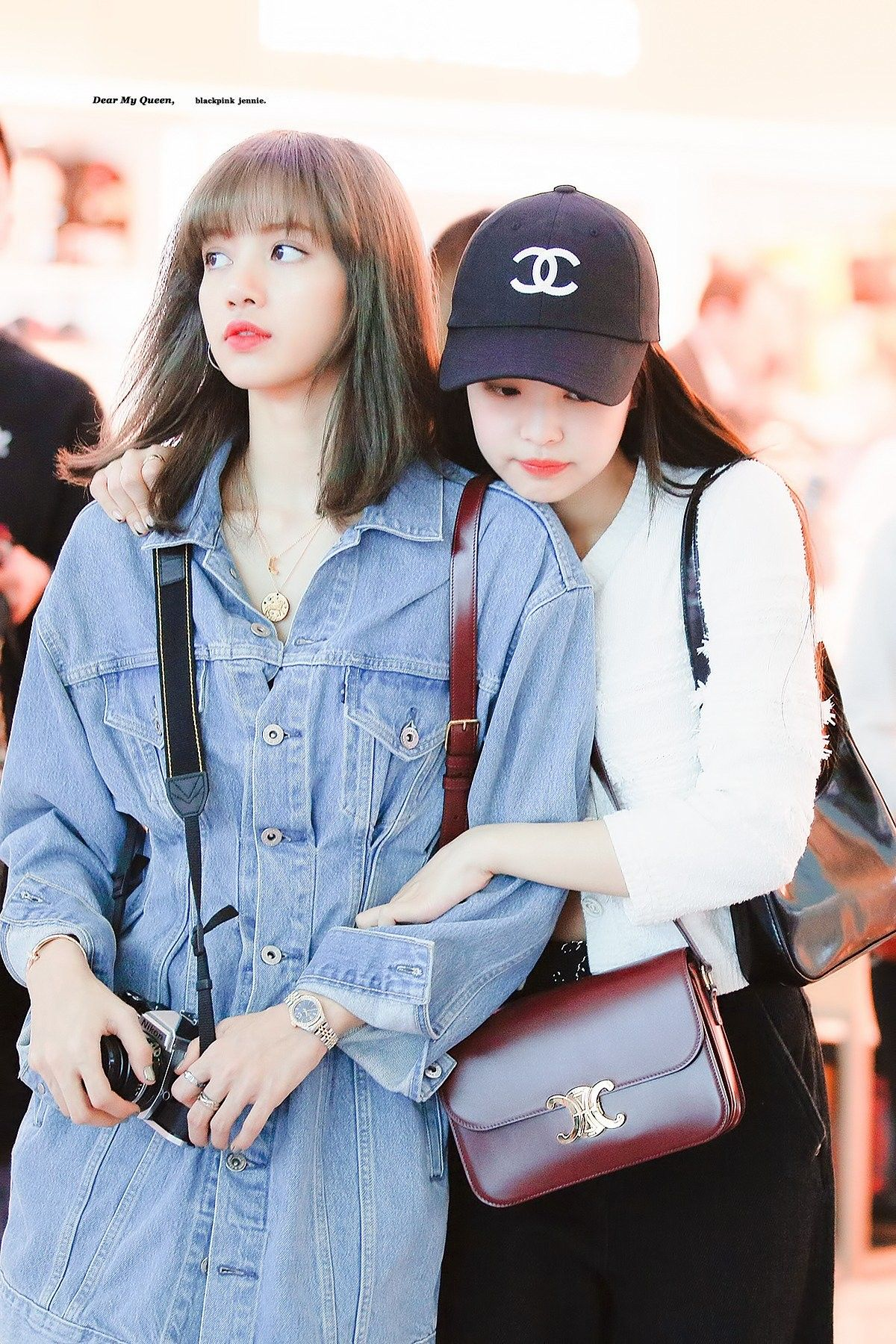 190608 BLACKPINK-JENNIE and LISA || ❥❁ #jennie #lisa #blackpink ...