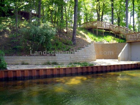 Photos Boat Dock Retaining Wall Outdoors In 2019